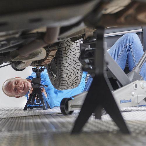 ondersteuning voor sleutelen auto
