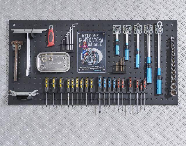 ordenen van gereedschap