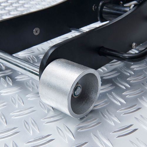 Stevige wielen van de 2 tons aluminium autokrik