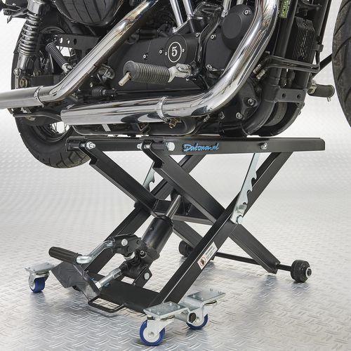 Motorlift voor harley davidson