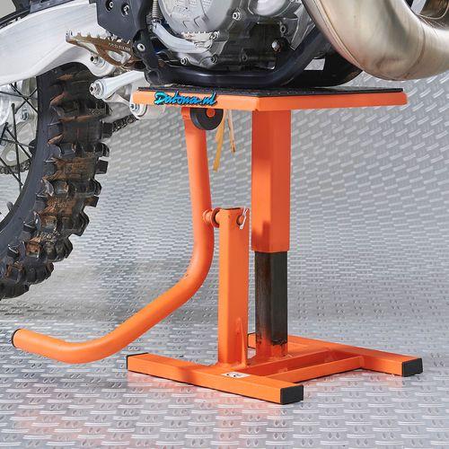 Trapbok voor KTM crossmotoren