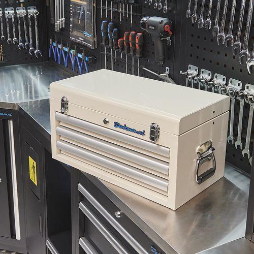 witte gereedschapskoffer 51101 white