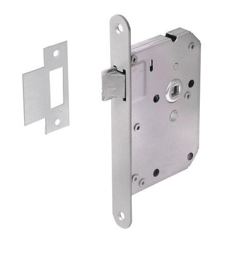 Loopslot met sluitplaat voor binnendeur uit 1200 serie - Per stuk