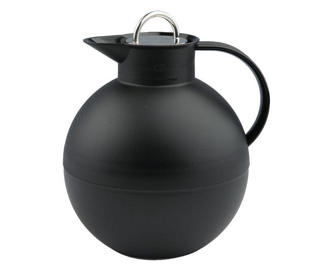 Alfi Thermoskan Kugel Zwart Mat Metaal 0.94 Liter