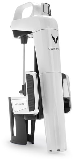 Coravin wijnsysteem Model Two Elite wit
