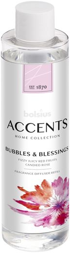 Bolsius Navulling Accents Bubbles & Blessings 200 ml