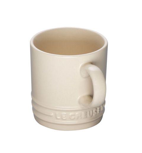 Le Creuset koffiebeker creme 20 cl