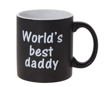 Cosy Trendy Beker World Best Daddy