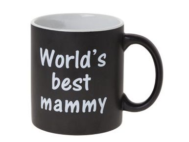 Cosy Trendy Beker World Best Mommy