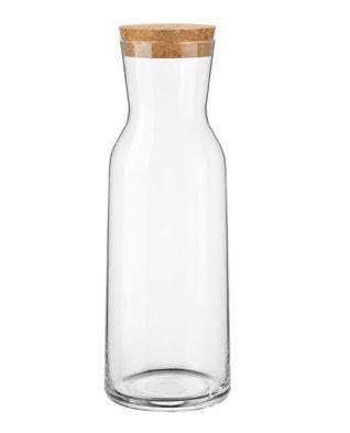 Bormioli karaf Aquaria met kurk 1 liter