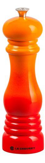 Le Creuset zoutmolen oranje-rood 21 cm