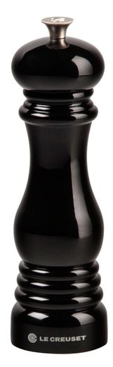 Le Creuset zoutmolen zwart 21 cm