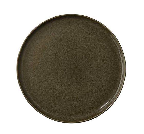 ASA Selection Dinerbord Kolibri Chestnut Ø 26.5 cm