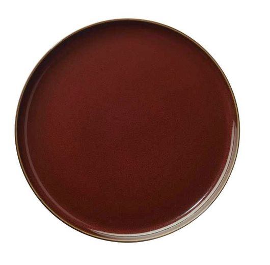 ASA Selection Dinerbord Kolibri Rusty Red Ø 26.5 cm