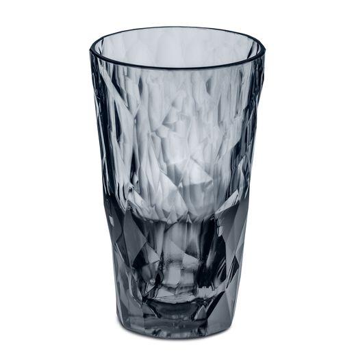 Koziol Longdrinkglas Club No. 6 Transparant Grijs