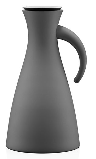 Eva Solo Thermoskan Vacuum Smal Mat Grijs 1 liter