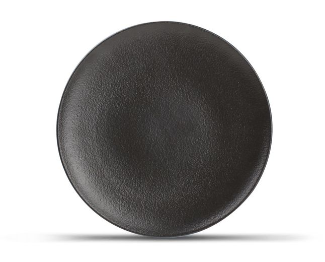 F2D Dessertbord Dusk Zwart