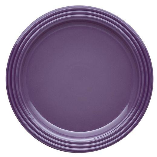 Le Creuset dinerbord ultra violet Ø 27 cm