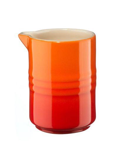 Le Creuset melkkan oranje-rood 15 cl