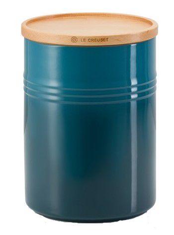 Le Creuset voorraadpot deep teal 2.1 liter