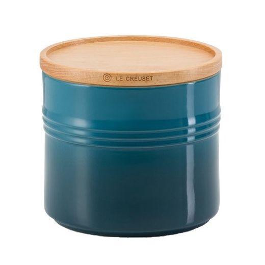Le Creuset voorraadpot deep teal 1.4 liter