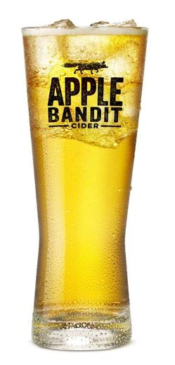 Apple Bandit Bierglas