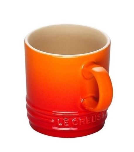 Le Creuset theemok oranje-rood 35 cl