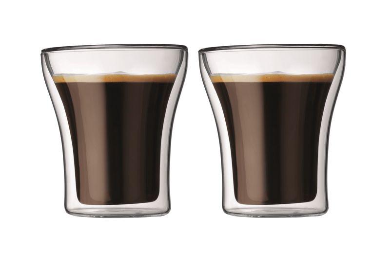 Bodum Dubbelwandige Glazen Assam 20 cl - 2 Stuks