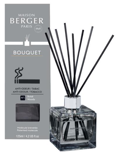 Maison Berger geurstokjes Anti-Odour tabaksluchtjes