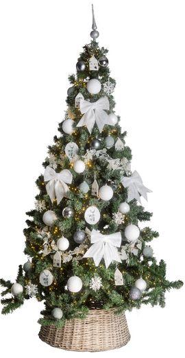 Cosy Home Kerstboom Met Decoratie Wit Kopen Cookinglife