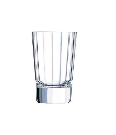 Cristal d'Arques borrelglas Macassar 6 cl