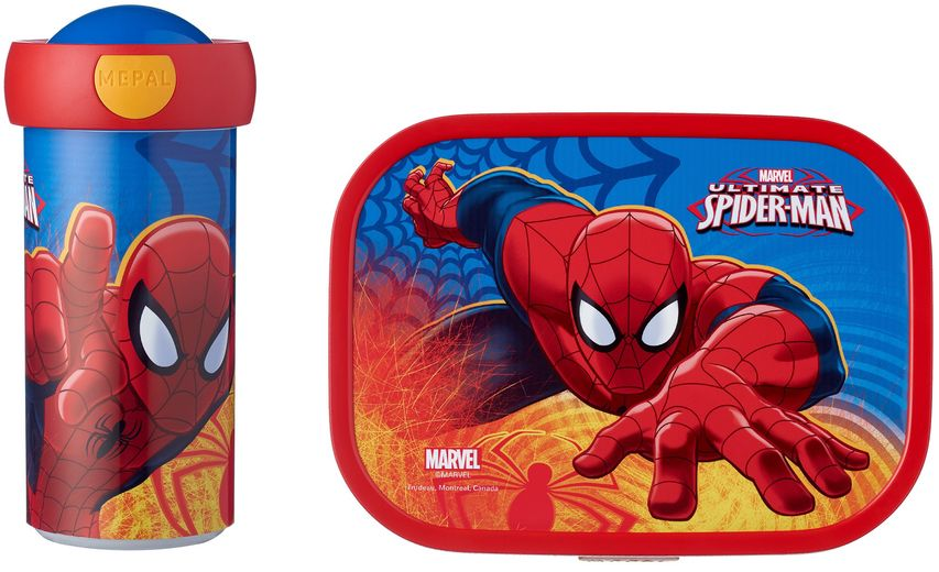 Mepal_Lunchset_Spiderman