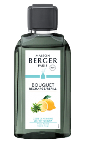 Maison Berger navulling Zest of Verbena 200 ml