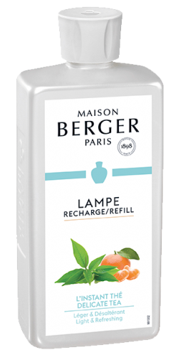 Lampe Berger navulling Delicate Tea 500 ml