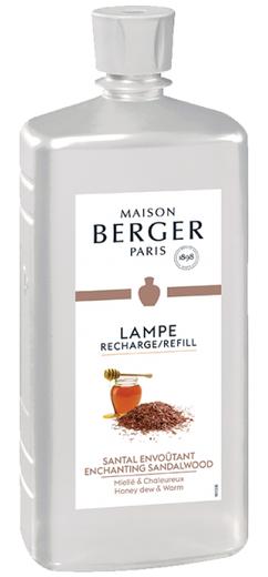 Lampe Berger navulling Enchanting Sandalwood 1 liter