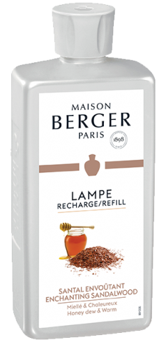 Lampe Berger navulling Enchanting Sandalwood 500 ml