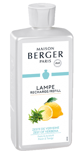 Lampe Berger navulling Zest of Verbena 500 ml