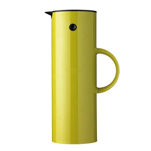 Stelton Thermos Thermoskan 1 Liter - lime