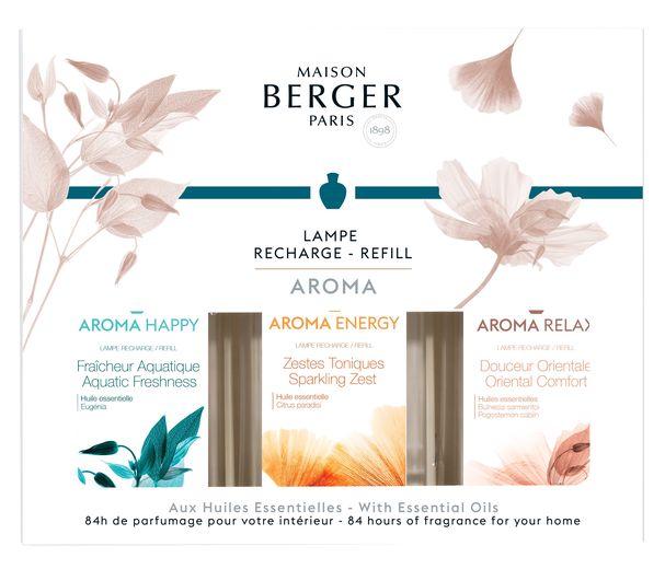 Lampe Berger huisparfum giftset Aroma