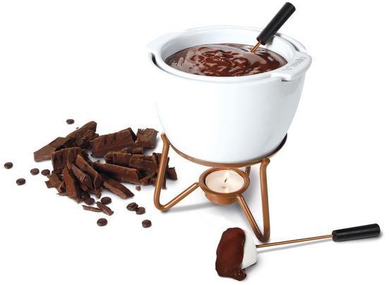 Boska Chocolade Fondueset