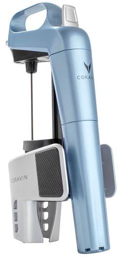 Coravin wijnsysteem Limited Edition Blauw