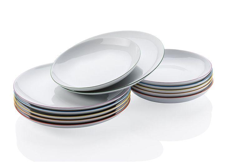 Arzberg Bordenset Cucina Colori 12-Delig