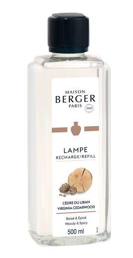 lampe-berger-navulling-500ml-virginia-cedarwood
