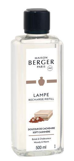 Lampe Berger Navulling Soft Cashmere 500 ml