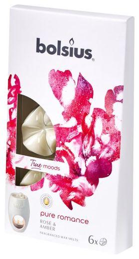 true moods pure romance wax melts