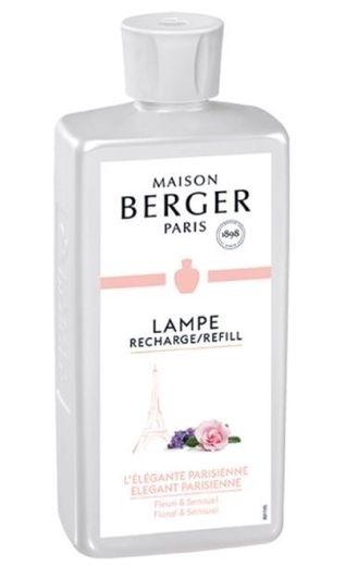 Lampe Berger navulling Elegant Parisienne 500 ml