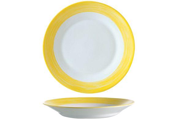 diep-bord-brush-geel