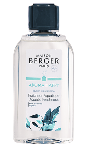 Maison Berger navulling Aroma Aquatic Freshness 200 ml