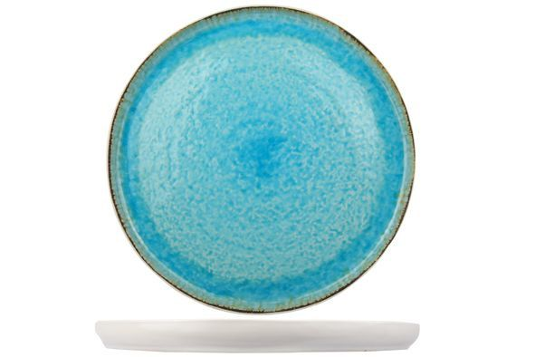 plat bord laguna azzurro 31 cm