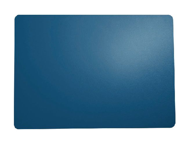 ASA Selection Placemat Leer Blauw 33 x 46 cm